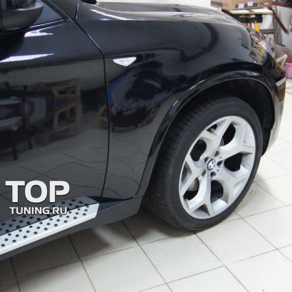 Расширители арок на BMW X6 E71
