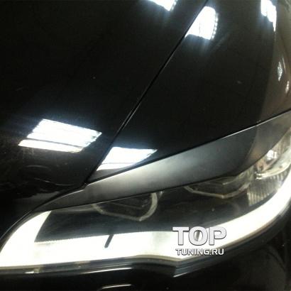 Реснички на BMW X6 E71