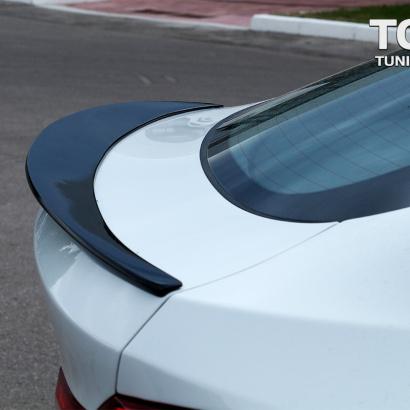 Лип-спойлер на BMW X4 F26