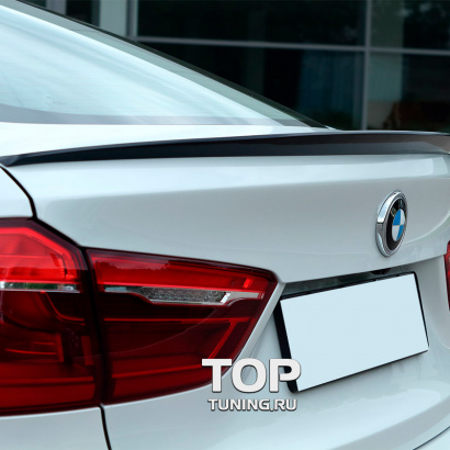 Лип-спойлер на BMW X6 F16