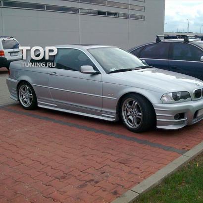 Обвес на BMW 3 E46