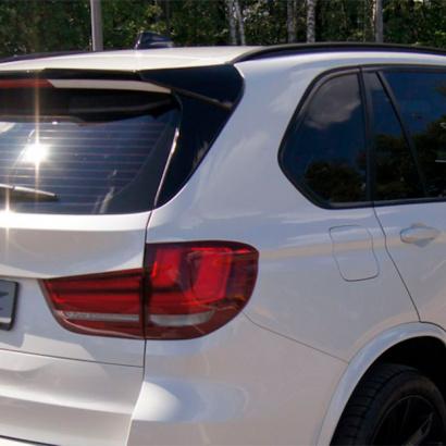 Спойлер на крышку багажника на BMW X5 F15