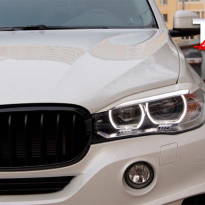 Реснички на BMW X6 F16