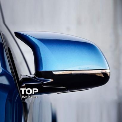 Корпуса зеркал на BMW X5 F15