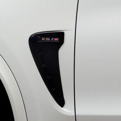 Жабры в крылья на BMW X5 F15