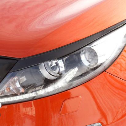 Реснички GT на Kia Sportage 3 (III)