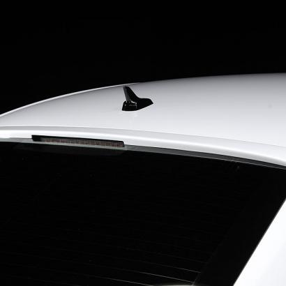 Козырек на заднее стекло на Audi A4 B8