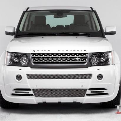 Аэродинамический обвес на Land Rover Range Rover Sport L322