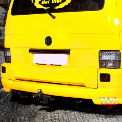Накладка на заднюю дверь Projektzwo на VW Transporter T4