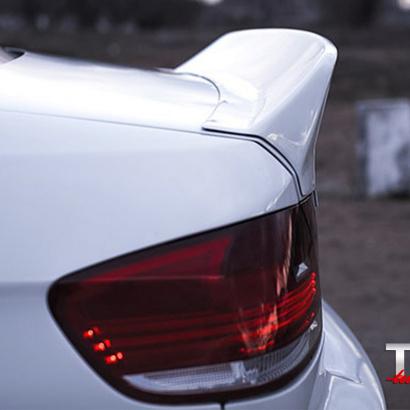 Спойлер на крышку багажника Clinched на BMW 3 E92