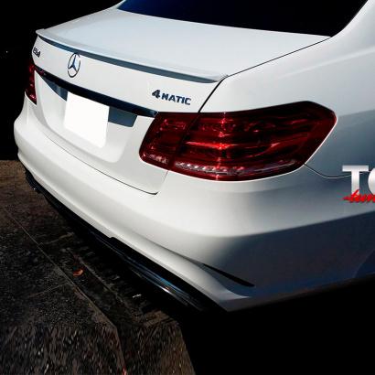 Лип-спойлер AMG Style на Mercedes E-Class W212