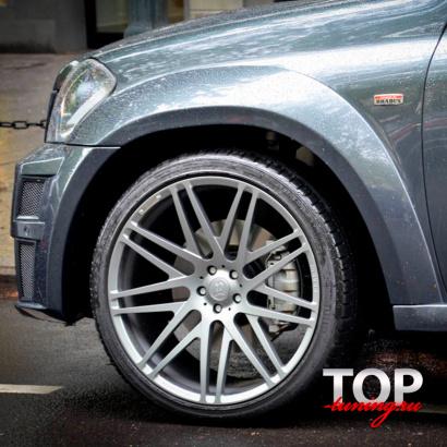 Комплект расширения на Mercedes GL-Class X164
