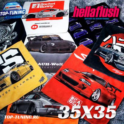 Полотенце Hellaflush 35x35