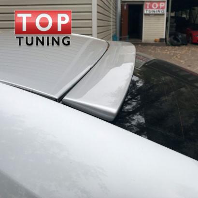Козырек на заднее стекло на Toyota Camry V50 (7)