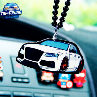 Подвеска в салон на Audi