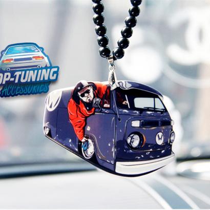Подвеска на зеркало на VW