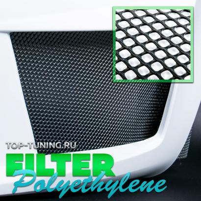 Мелкая пластиковая сетка FILTER 5 mm - 120x40