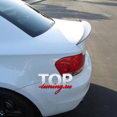 Лип-спойлер на BMW 1 E82