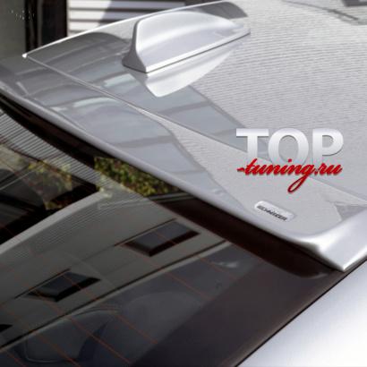 Козырек на заднее стекло на BMW 3 E92