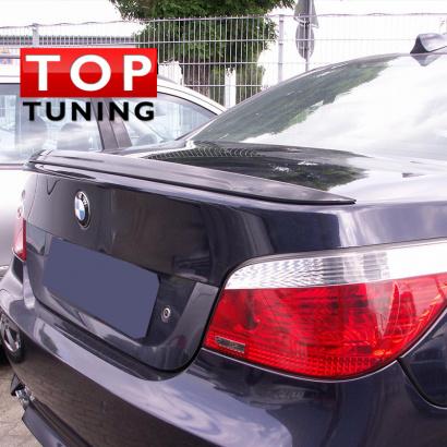 Спойлер на BMW 5 E60, E61, M5