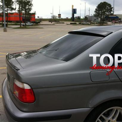 Козырек на заднее стекло на BMW 5 E39