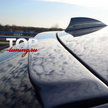 Козырек на заднее стекло на BMW  3 F30