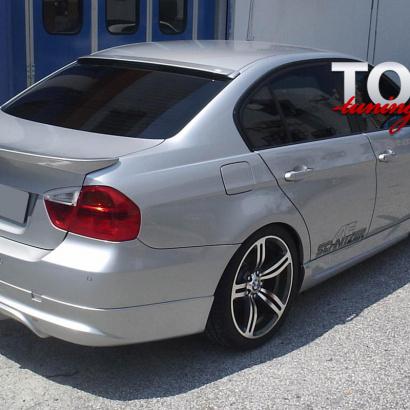 Козырек на заднее стекло на BMW 3 E90