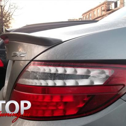 Лип-спойлер на Mercedes SLK R172