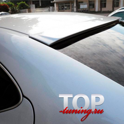 Козырек на заднее стекло на Lexus IS 2