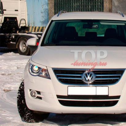 Реснички на VW Tiguan I