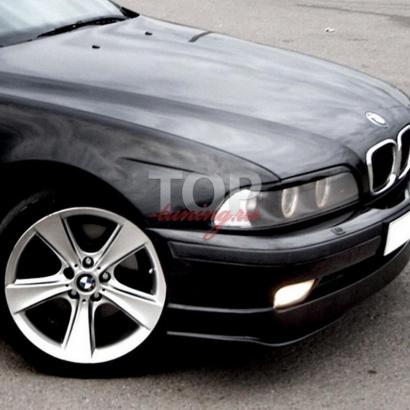 Реснички A`PEX на BMW 5 E39