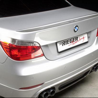 Спойлер крышки багажника  - Обвес на BMW 5 E60, E61, M5