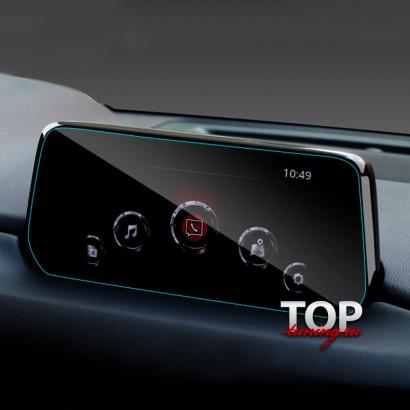 Набор защитных стекол на Mazda CX-5 2 поколение