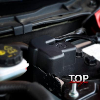 Заглушка клеммы аккумулятора на Mazda CX-5 2 поколение