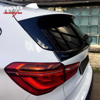 Спойлер под стекло ONIX на BMW X1 F48