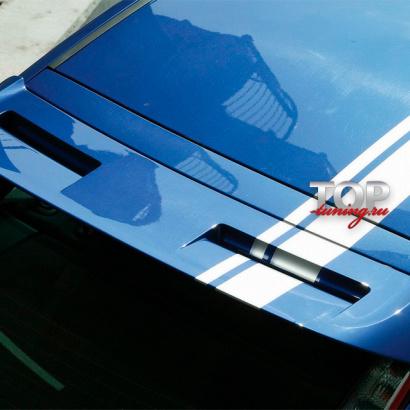 Спойлер на Ford Focus 2