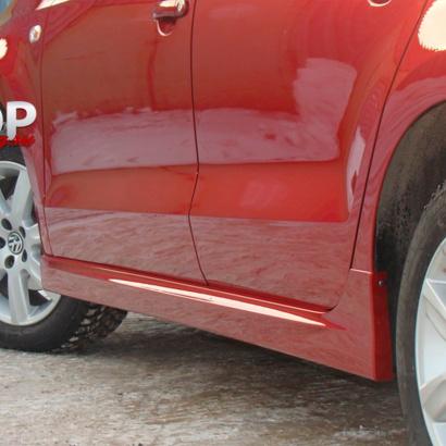 Пороги на VW Polo 5