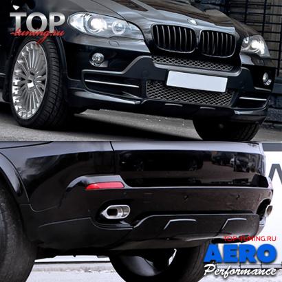 Тюнинг обвес на BMW X5 E70