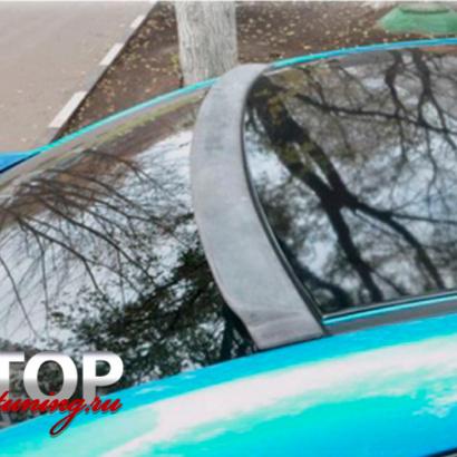 Козырек на Mazda 3 BL