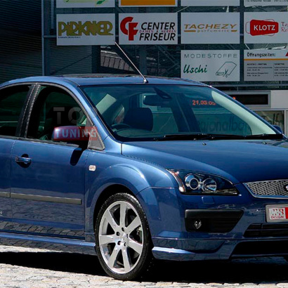 Пороги MS (ABS) на Ford Focus 2