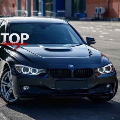 Капот на BMW 3 F30