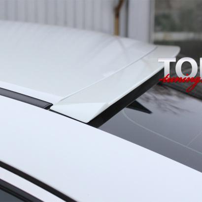 Козырек на заднее стекло на Honda Accord 9