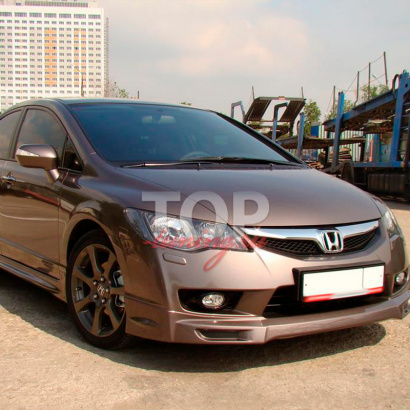 Комплект обвеса на Honda Civic 4D (8)