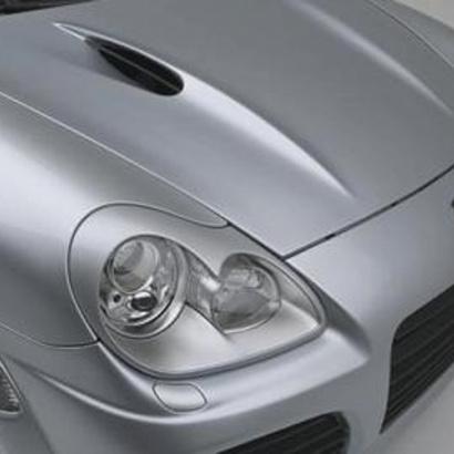 Тюнинг капот - Обвес на Porsche Cayenne 955