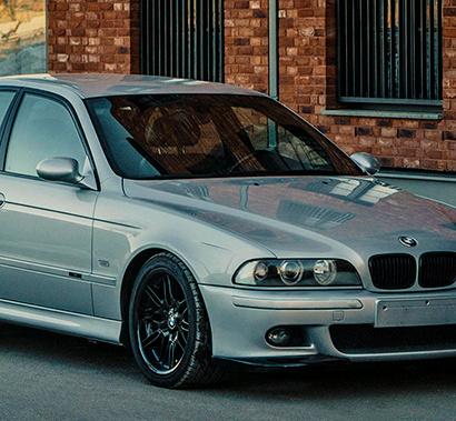 Обвес M-Style на BMW 5 E39