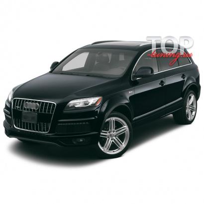 Расширители арок S-Line (ABS) на Audi Q7