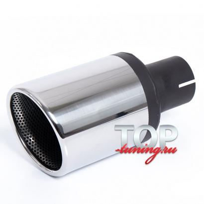 Насадка на глушитель с наклоном MAGNUM Premium 120, 100, 90, 80 MM