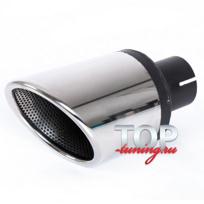 Насадка на глушитель с сильным наклоном MAGNUM Premium 110, 100, 90, 80 MM