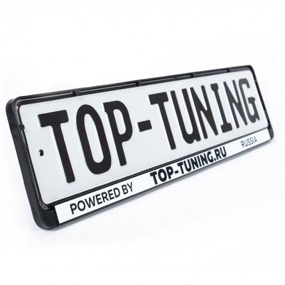 Номерные рамки Top-Tuning Комплект - 2 шт.