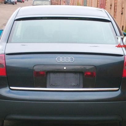 Козырек на заднее стекло на Audi A6 C5